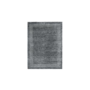 Ind. Gabbeh CASABLANCA 140 x 200 cm in Schwarz