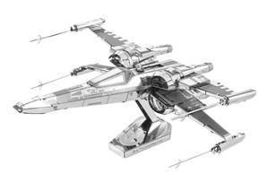 Metal Earth Poe Dameron s X-Wing Fighter