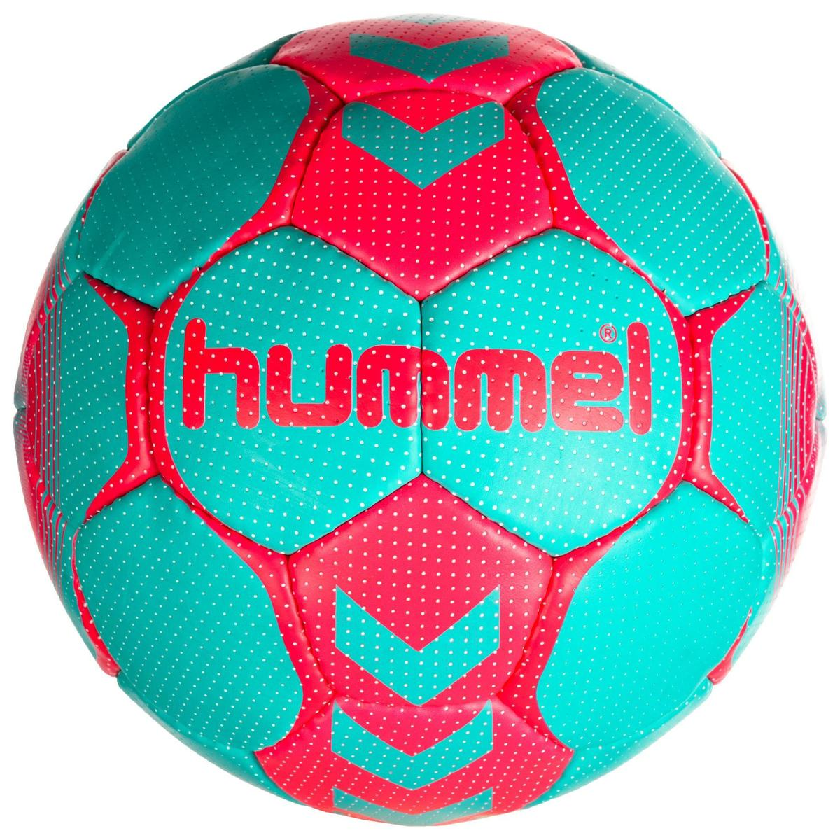 Bild 1 von Handball Damen Größe 2 blau/türkis/pink