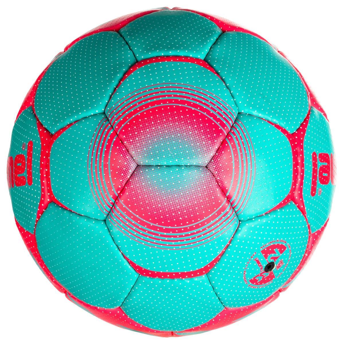 Bild 2 von Handball Damen Größe 2 blau/türkis/pink