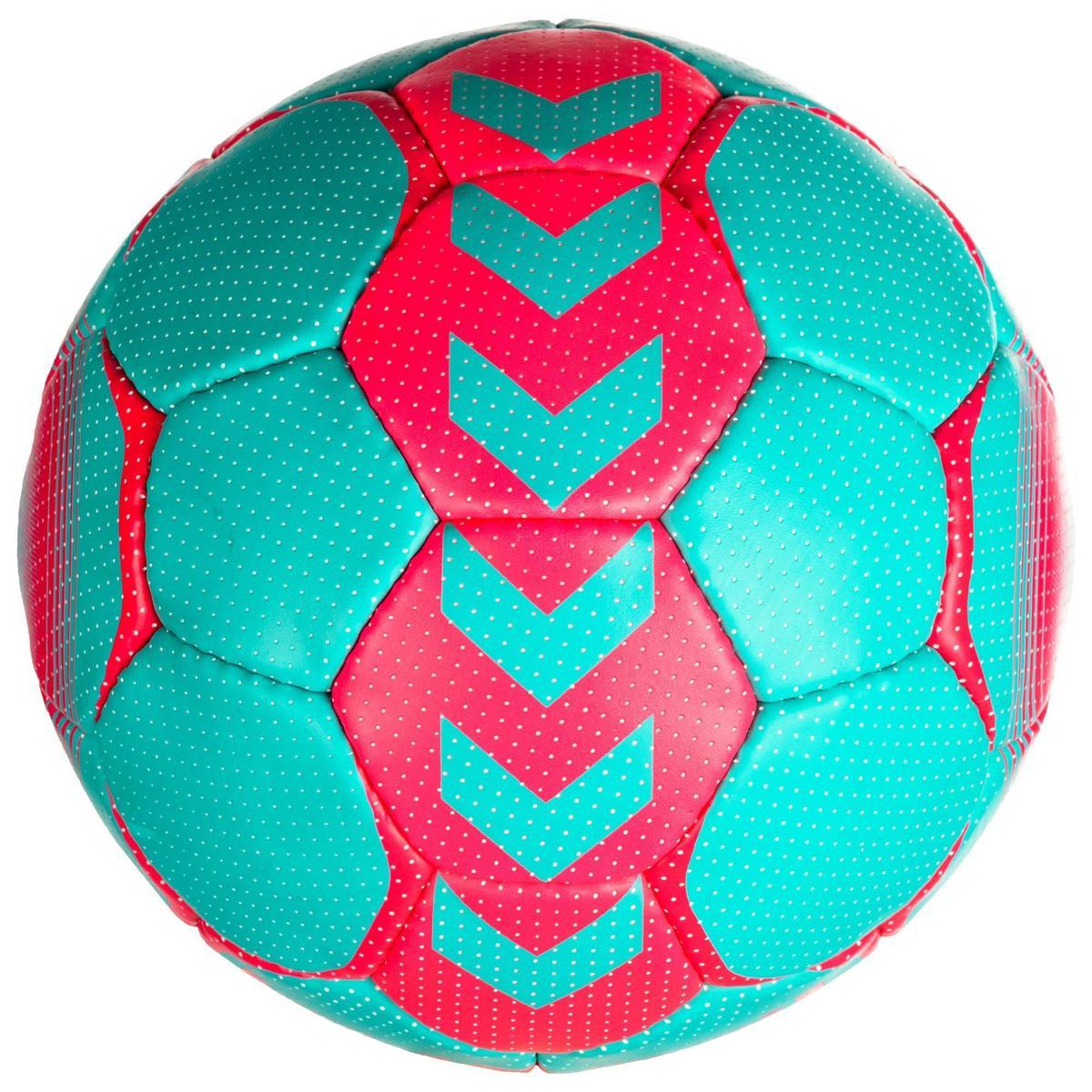Bild 3 von Handball Damen Größe 2 blau/türkis/pink