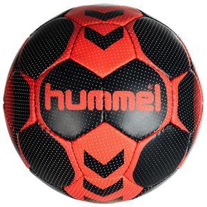 Handball Größe 2 schwarz/orange
