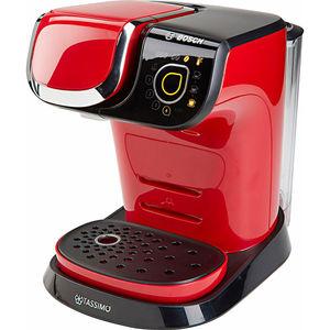 Bosch Kaffeekapsel-Automat Tassimo My Way TAS6003, rot