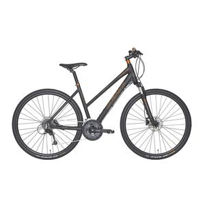 Cross Trekkingrad 28 Riverside 700 CTR Damen anthrazit/orange