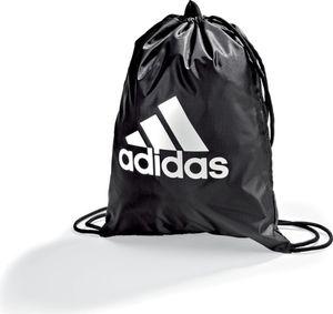 adidas Gymbag, schwarz