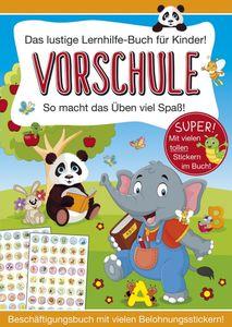 Lernhilfe-Buch Vorschule