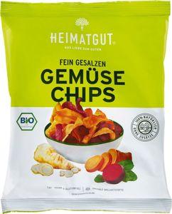Heimatgut Bio Gemüsechips 100g