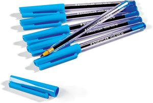 STAEDTLER Kugelschreiber stick 6 Stück