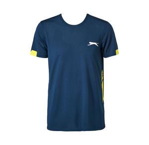 Slazenger Herren-T-Shirt mit sportlichen Streifen