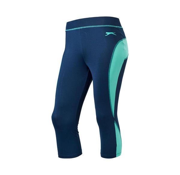 Slazenger Damen-Hose mit kontrastfarbenem Einsatz