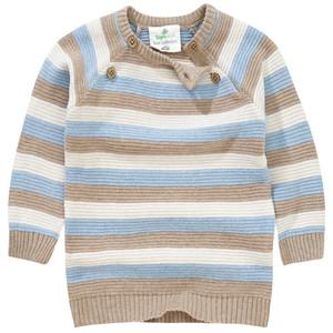 Newborn Pullover im Streifen-Design