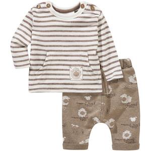 Newborn Pullover und Jogginghose im Set