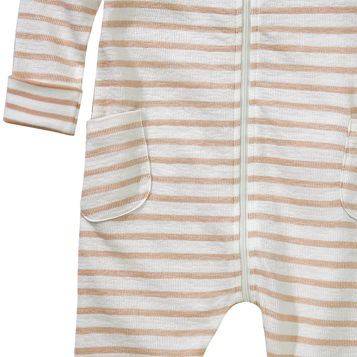 Bild 4 von Baby Schlafanzug im Streifen-Design