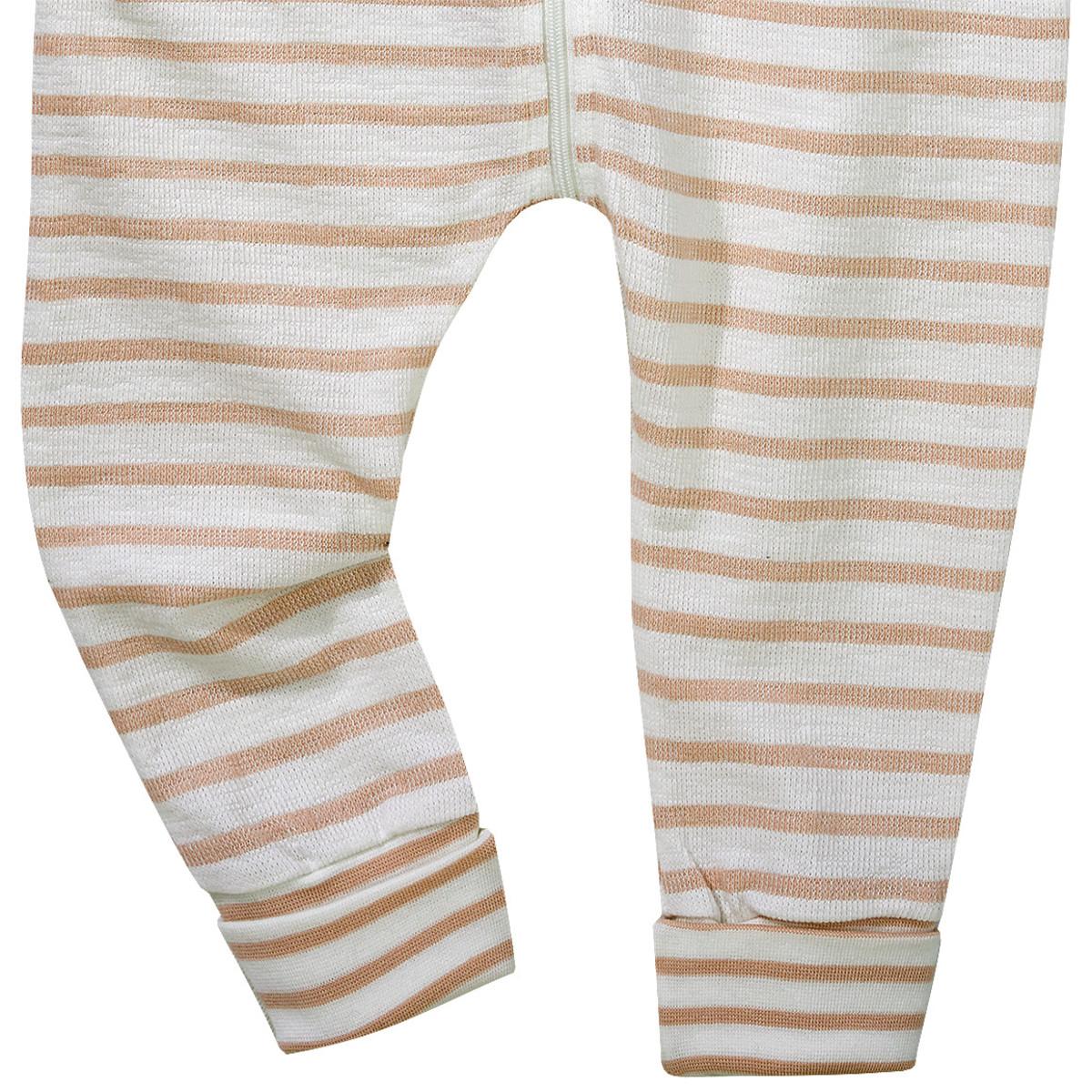 Bild 5 von Baby Schlafanzug im Streifen-Design