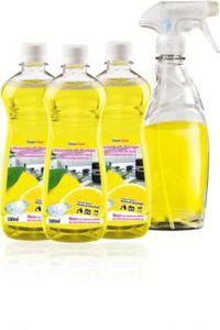 Clever Clean Zitronenkraftreiniger 5tlg.