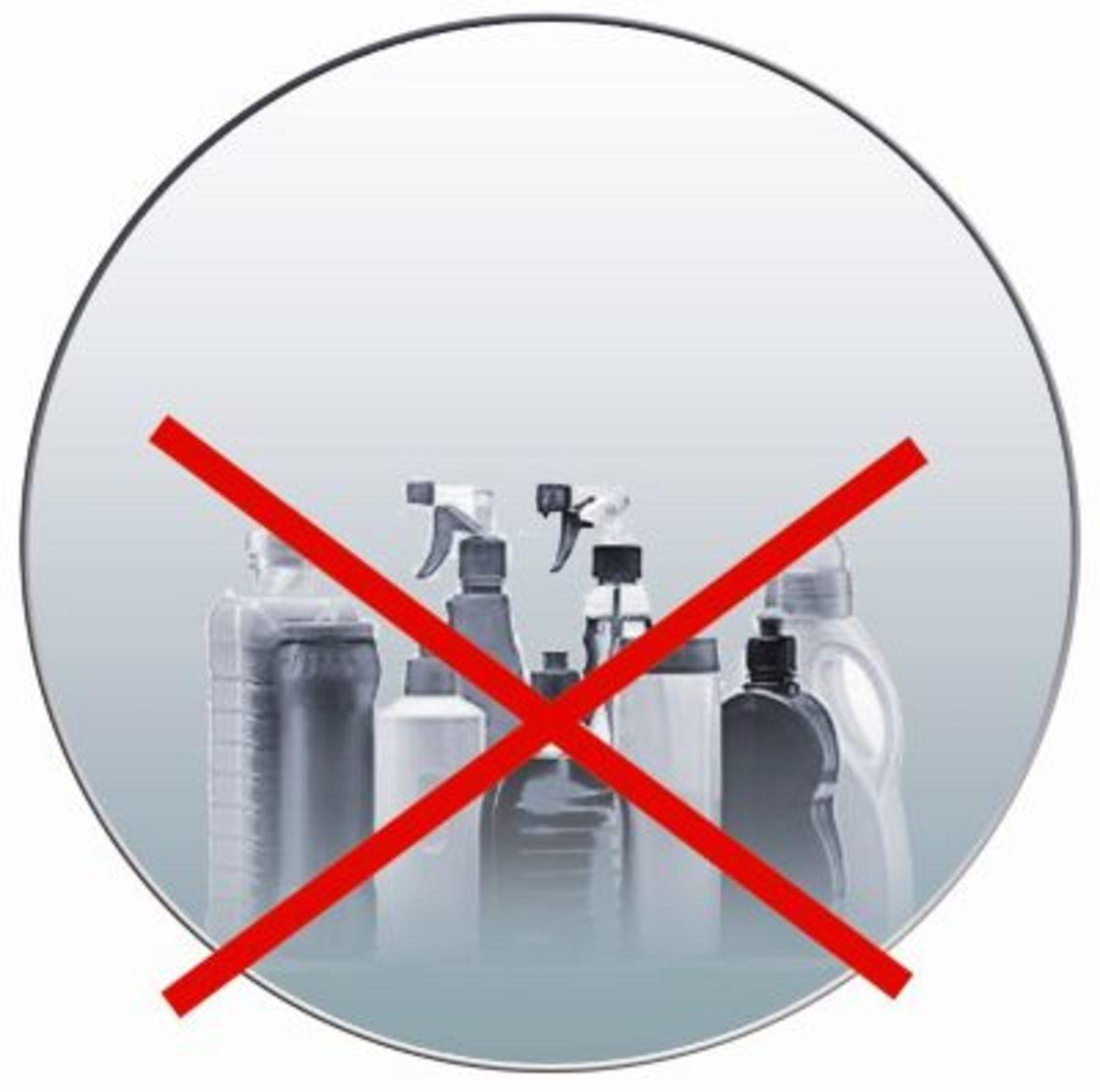 Bild 3 von Clever Clean Zitronenkraftreiniger 5tlg.