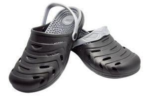 happy® shoes Clogs Massage-Wohlfühl-Schuh, schwarz (Größe: 38)