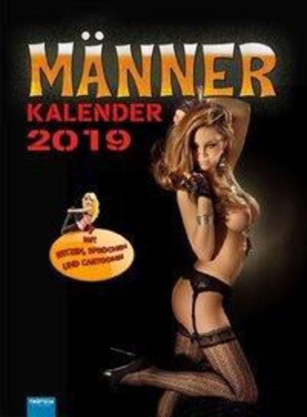 Männerkalender 2019