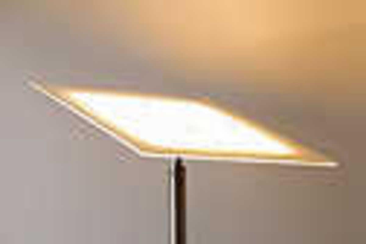 Bild 4 von K-CLASSIC  LED-Standfluter mit Leselampe