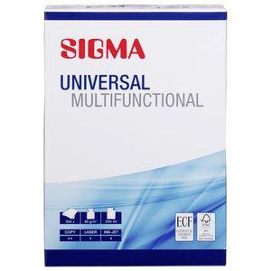 Sigma DIN A4 Kopierpapier Universal Multifunctional 80 g/m² - 500 Blatt