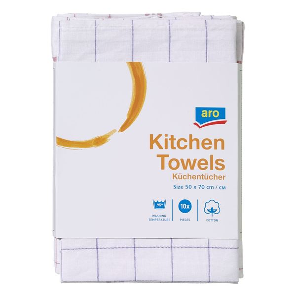 aro Küchentücher 10er