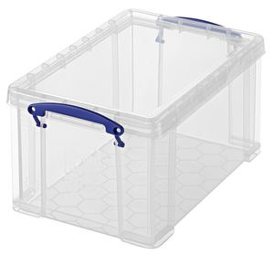 Really Useful Products Aufbewahrungsbox 14 l Transparent
