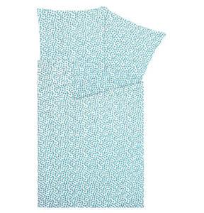 GALERIA SELECTION             Seersucker-Bettwäschegarnitur, 100 % Baumwolle, bügelfrei, mit Reißverschluss