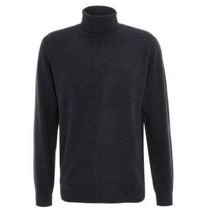 Rover & Lakes             Pullover, reiner Cashmere, Rollkragen, Modern Fit, 260046