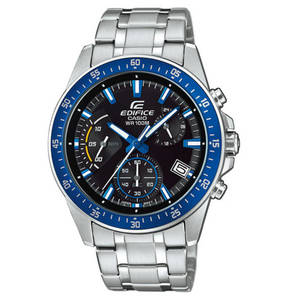 CASIO EDIFICE             Herrenuhr EFV-540D-1A2VUEF, Chronograph