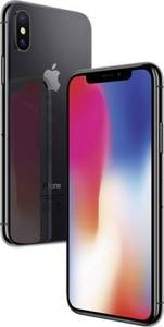 Apple iPhone X 64 GB Spacegrau