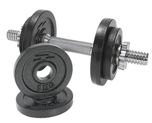 crane®  Hantel-Set, 10,3 kg