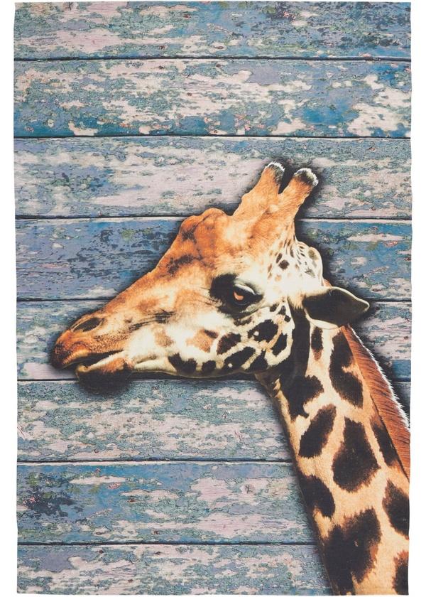 "Teppich ""Giraffe"""