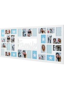 """Bilderrahmen """"Family"""" für 32 Bilder"""