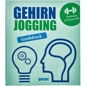 IDEENWELT Rätselbuch Gehirnjogging