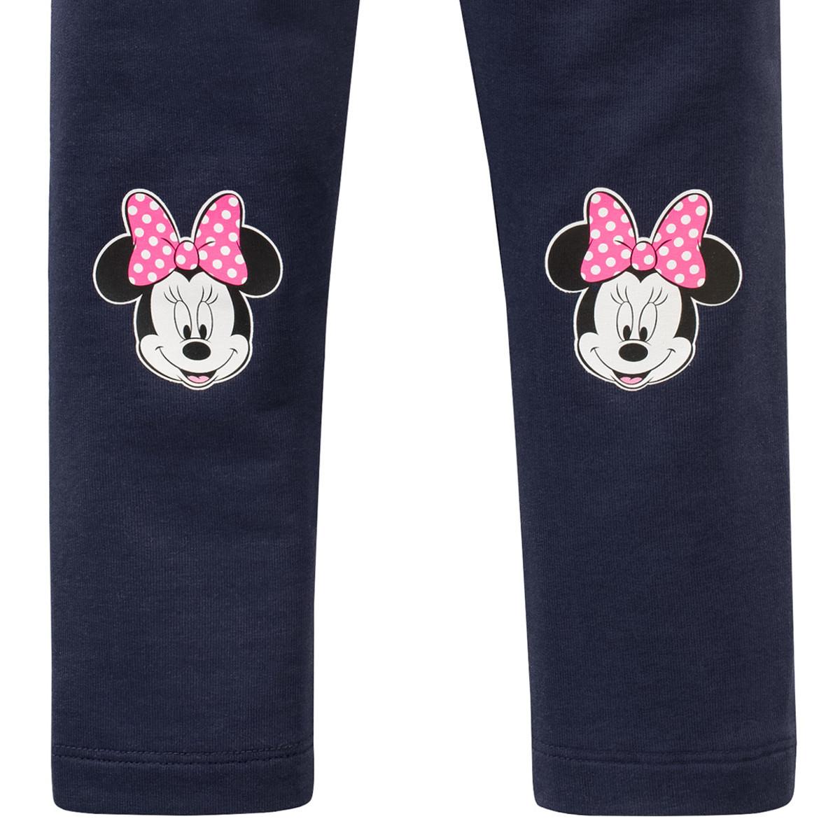 Bild 2 von Minnie Maus Leggings mit Elastikbund