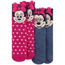 Bild 1 von 2 Paar Minnie Maus Socken im Set