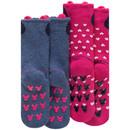 Bild 2 von 2 Paar Minnie Maus Socken im Set