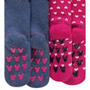 Bild 4 von 2 Paar Minnie Maus Socken im Set