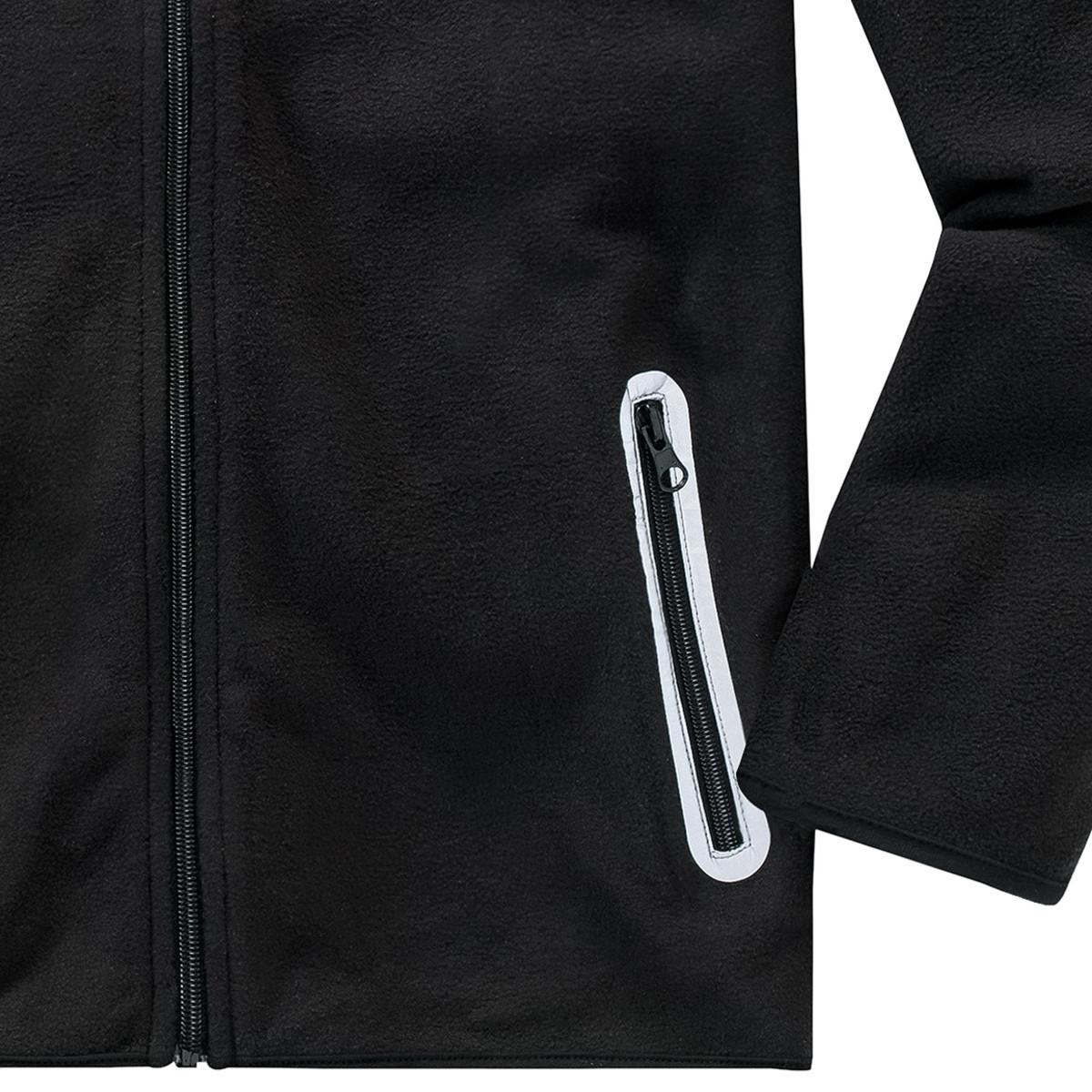 Bild 3 von Jungen Sportjacke mit Reißverschlusstaschen