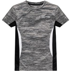 Jungen Sport-T-Shirt mit Reflektoren