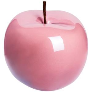 Keramik Apfel in glänzender Optik