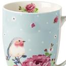 Bild 2 von Tasse mit Rosendekor