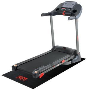 MOTIVE Fitness by U.N.O. Laufband Speed Master 1.8M schwarz-grau inkl. Schutzmatte