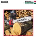 Bild 2 von Powertec Garden Elektro-Kettensäge PS2600 inkl. 2 Oregon Ketten