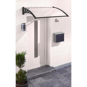 Vordach, Türüberdachung, Pultdach 150 x 100 x 25,3 cm