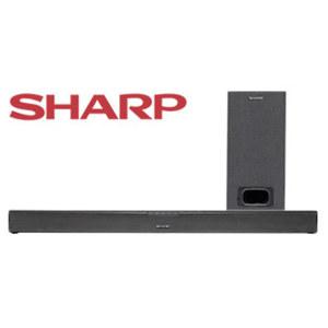 2.1-Bluetooth®-Soundbar HT-SBW110 mit Subwoofer 60 Watt RMS, HDMI-Anschluss, optischer Audio-Eingang, Aux-In, Maße Soundbar: H 6 x B 80 x T 6 cm, Maße Subwoofer: H 22 x B 15 x T 32 cm