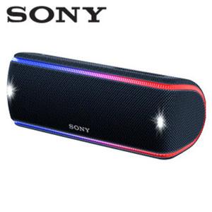 Bluetooth®- Lautsprecher SRS-XB31 • Extra-Bass für satten und kraftvollen Sound • NFC-fähig, wasserdicht (IP67), Freisprecheinrichtung, integr. Akku • bis zu 24 h Musikwiedergabe, Ladefunkti