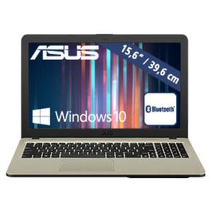 Notebook F540MA-GQ056T · HD-Display · Intel® Celeron® N4000 (bis zu 2,6 GHz) · Intel® UHD Graphics 600 · USB 2.0, USB 3.0