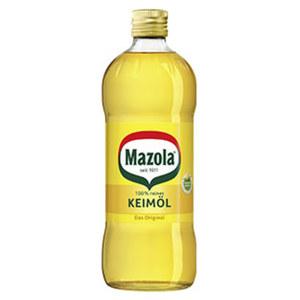 Mazola Reines Keimöl jede 750-ml-Flasche