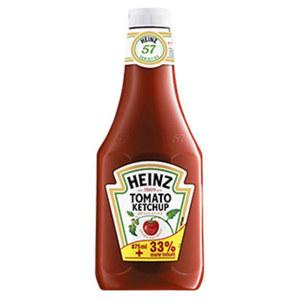 Heinz Tomatoketchup jede 875-ml-Flasche